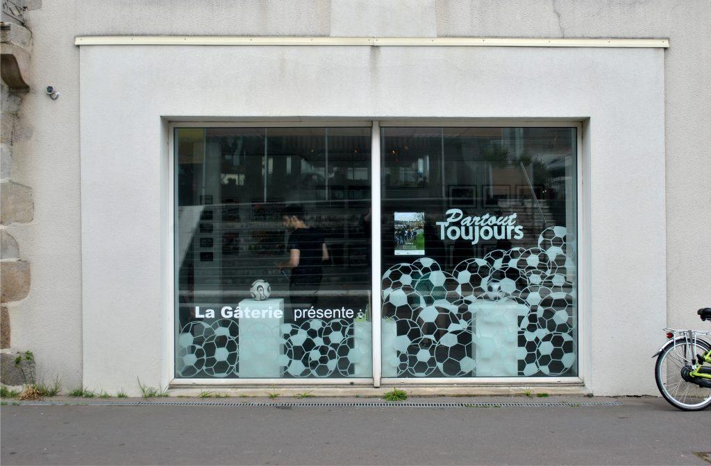 Exposition Partout Toujours La Gâterie La roche sur yon Anthony Galerneau